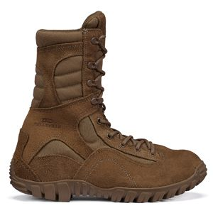Belleville 533 Men's Sabre Hot Weather Coyote Brown Navy Certified Assault Boot
