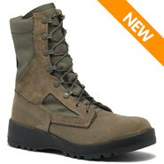 Belleville 600 CT Men's Hot Weather Sage Green USAF Composite Toe Military Boot