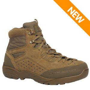 Tactical Research Men's QRF DELTA C6 6 inch Coyote Brown Tactical Boot