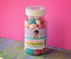 Doc McStuffins Large RX Medicine Bottle Treat Personalized Favor