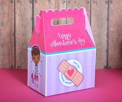 Doc McStuffins<br>Valentine's Day Treat Box