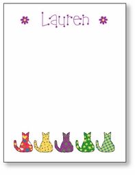 Kitties Scratch Pad