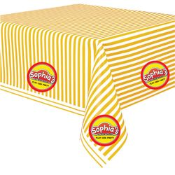 Play-Doh Party Table Cover