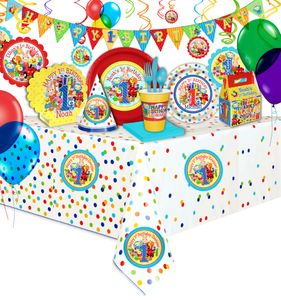 BabyFirst TV Favorites Ultimate Personalized Party Pack for 12