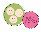 Triplets Note Cards