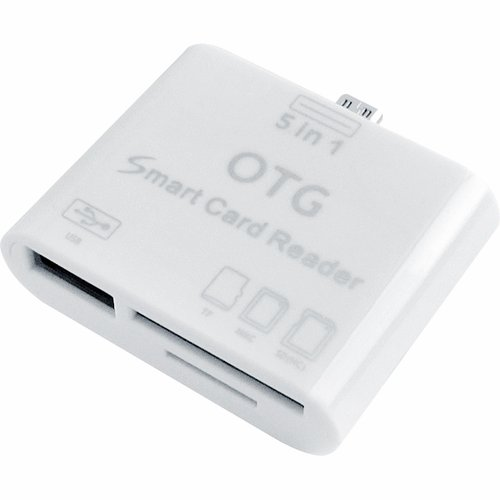 Alcatel Streak USB OTG and Memory Card Adaptor