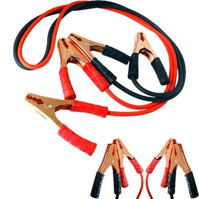 Booster cables car battery jump start jumper leads 500A