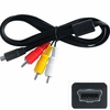 Canon EOS 90D AVC-DC400ST Video Cable