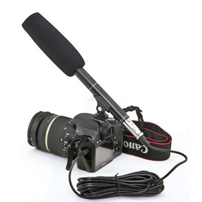 Canon EOS Rebel T7 Recording Microphone