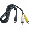 Composite Audio Video Cable for Olympus PEN E-PL9