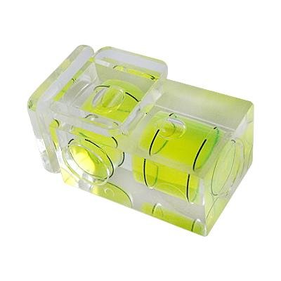 Digital Camera Flash Hot Shoe 2 Axis Spirit Level Gradienter