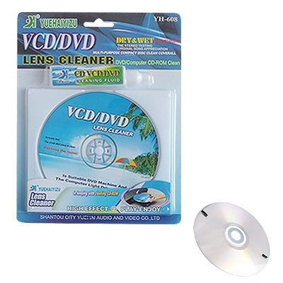 DVD VCD CD-ROM Laser Lens Clean Kit