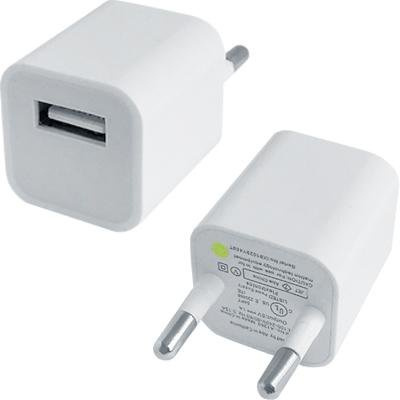 Europe Adapter Plug USB Power Adapter