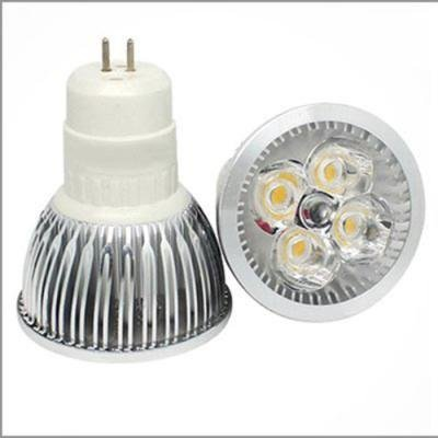 GU5.3 Lamp Warm White Dimmable 4W LED Light Bulb