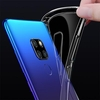 Huawei Mate 20 Transparent Silicone Case