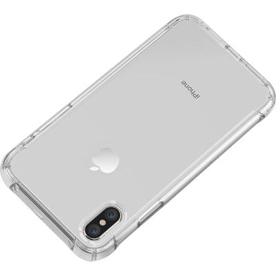 iPhone XS Transparent Clear Case