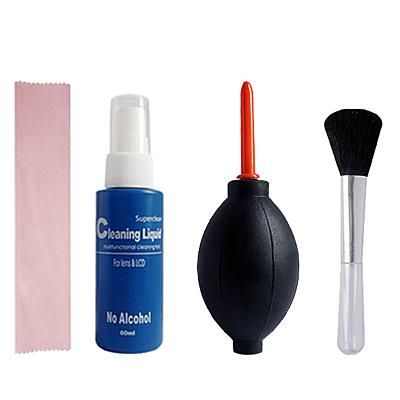 Lens Cleaning Kit with Air Blower