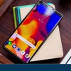 LG V50 ThinQ Full Coverage Tempered Glass Screen Protector