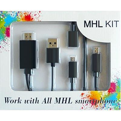 LG Zone 4 HDMI MHL Cable
