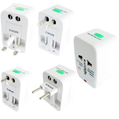 Travel AC Adapter World Wide