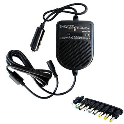 Universal Laptop Computer Car Charger 80W