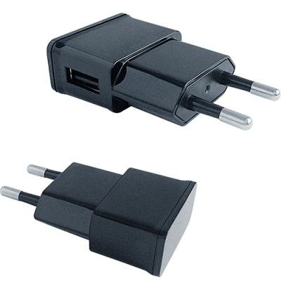 USB Europe Travel Power Adapter Charger 2A