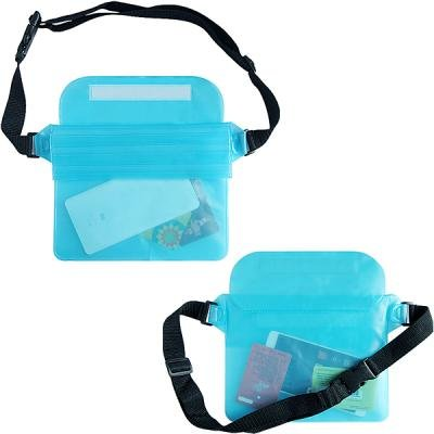 Waterproof Waist Bag for Sport, Swimming & Beach