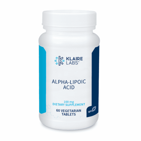 Alpha Lipoic Acid 100mg (60 Count)