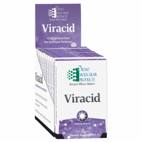 Viracid Blister Pack (12 Count)
