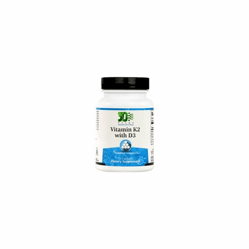 Vitamin K2 with D3 (60 Count)