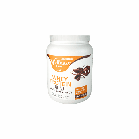 Whey Protein Chocolate (437 grams)