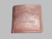 Time Travel Academy leather wallet item  8004