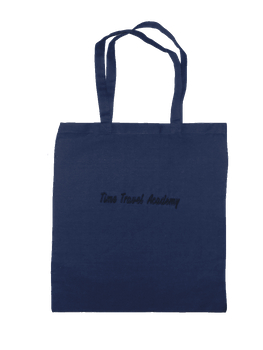 Time Travel Academy School Tote Bag Item 40030