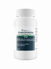 Acepromazine Maleate 10mg (Per Tab) (Manufacturer may vary)