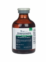 Acepromazine Maleate Injectable (Manufacturer may vary)