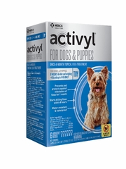 Activyl Spot-On for Dogs & Cats