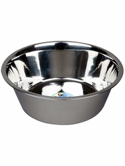 Advance Pet Products Stainless Steel Feeding Bowls (7.5 Quart)