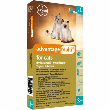 Advantage Multi for Cats