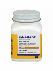 Albon Tablets for Dogs & Cats