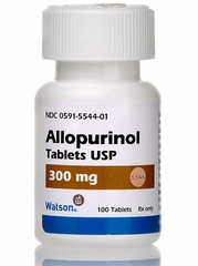 Allopurinol (Manufacturer may vary)