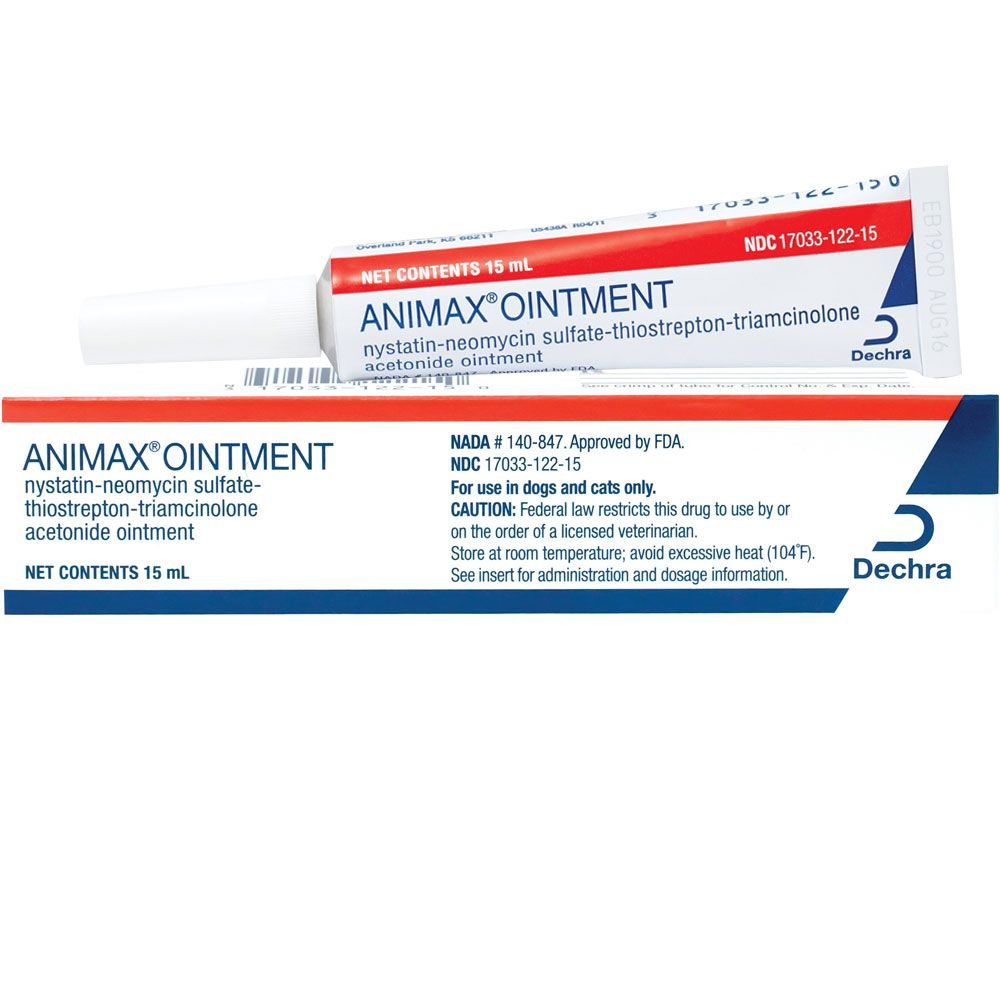Animax Ointment 15 ml
