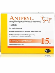 Anipryl 15 mg (30 Tablets)