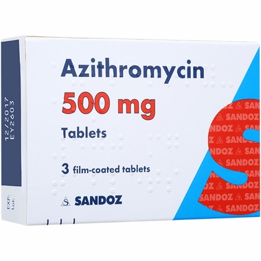 AZITHROMYCIN 250/500 MG - ORAL (Zithromax) side effects ...