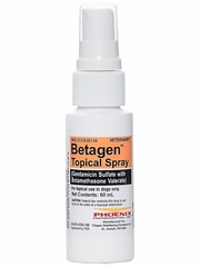 Betagen Topical Spray (Manufacturer may vary)