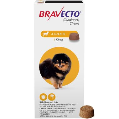 Bravecto Chews For Dogs Entirelypets Rx