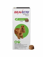 Bravecto for Dogs - 22-44 lbs (1 Chew)