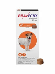 Bravecto for Dogs - 9.9-22 lbs (1 Chew)