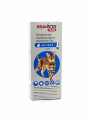 Bravecto Plus for Cats