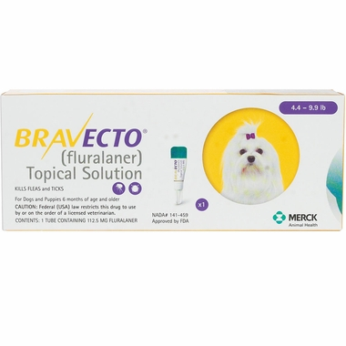 Bravecto Topical Solution for Dogs