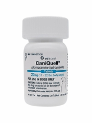 CaniQuell (Clomipramine Hydrochloride) 20mg (11-22 lbs) (30 tablets)
